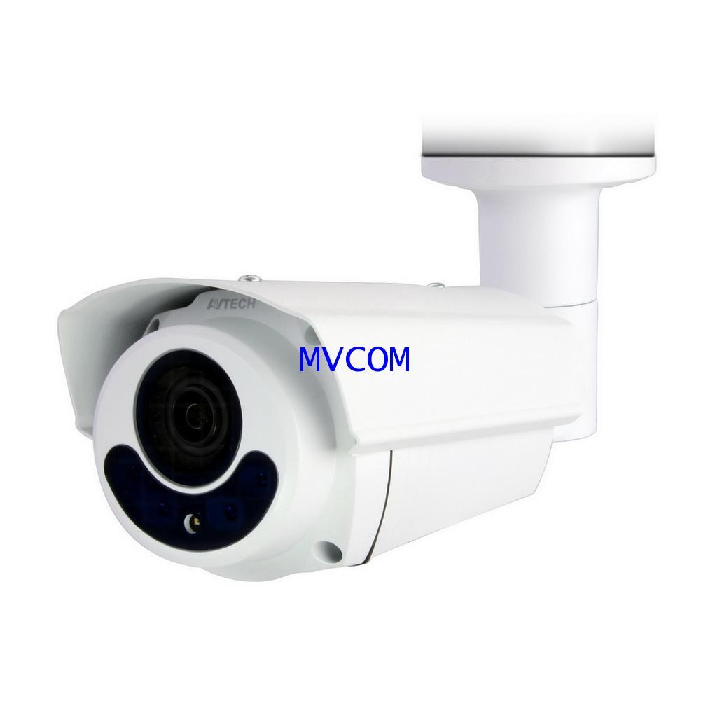 กล้อง AVTECH DGC1306 Zoom 1080P IR  Bullet Camera รับประกัน 2 ปี