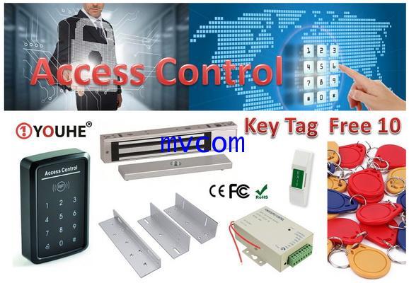 Access Control Reader  YH688 แบบสัมผัส  From Taiwan  1  Unit พร้อมอุปกรณ์ติดตั้ง