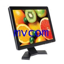 LCD Monitor 15 inch AV / BNC / PC / TV / Audio / HDMI / USB   พร้อมอุปกรณ์ รับประกัน 1ปี