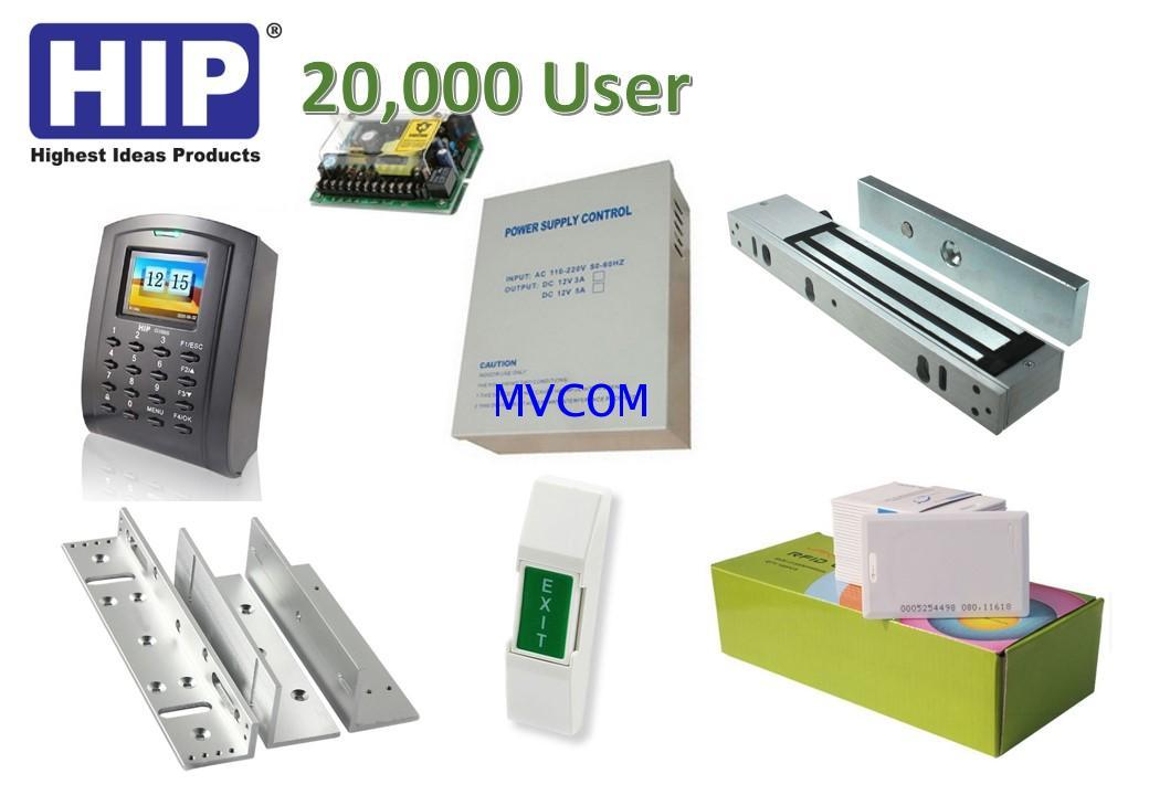 Ci100 HIP Access Controlควบคุมการเปิด-ปิดประตู+อุปกรณ์ประตูชุดโปรโมชั่น