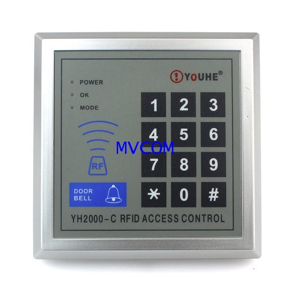YOUHE AccessControl  เปิด-ปิดประตูด้วยบัตร รับประกัน 1 ปี