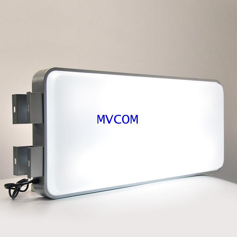 ตู้ไฟสี่เหลี่ยมหลอดไฟ led 45ซม x 100ซม แบบสำเร็จรูปให้ความสว่างมาก ส่วนลด 20เปอร์เซ็นต์