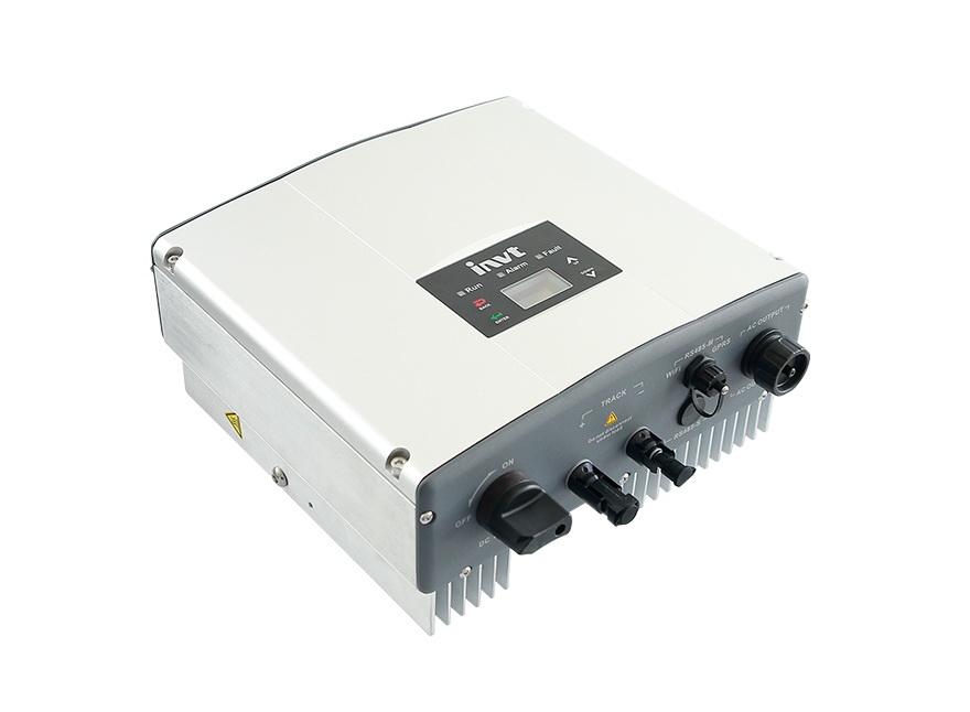 Invt MPPT Solar Grid Tie Inverter Pure Sine Wave 1.5KW 1