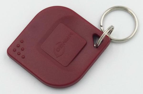 คีย์แท็กพวงกุญแจ ใบไม้ คลื่นความถี่ 125 K ยี่ห้อ mamgo 3