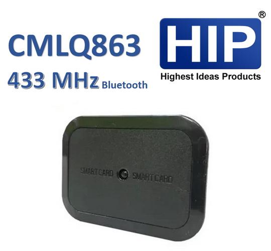 บัตรผ่านระยะไกล HIP Bluetooth CMLQ863 ระยะ 20 เมตร