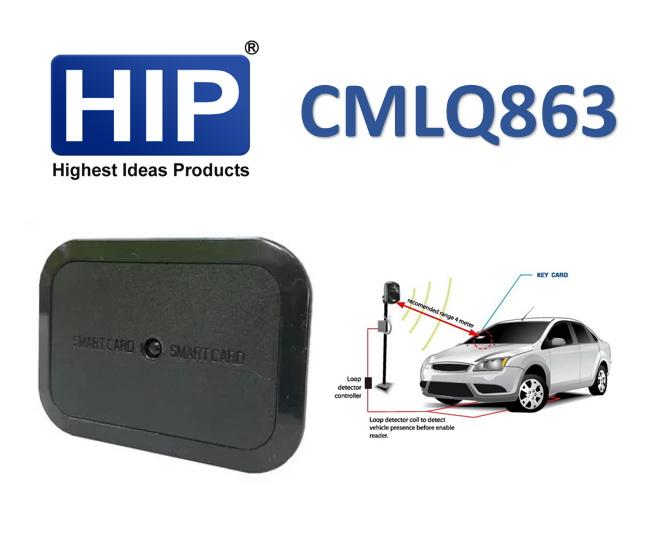 บัตรผ่านระยะไกล HIP Bluetooth CMLQ863 ระยะ 20 เมตร 1