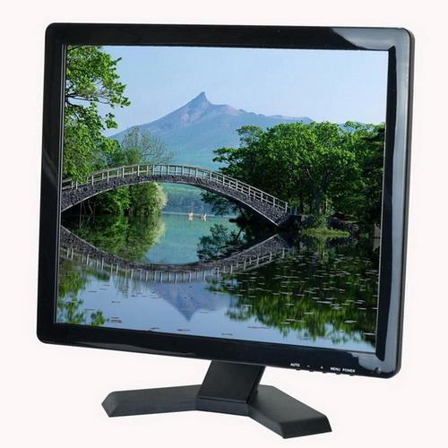 LCD Monitor 19 Inch AV Audio BNC VGA HDMI USB