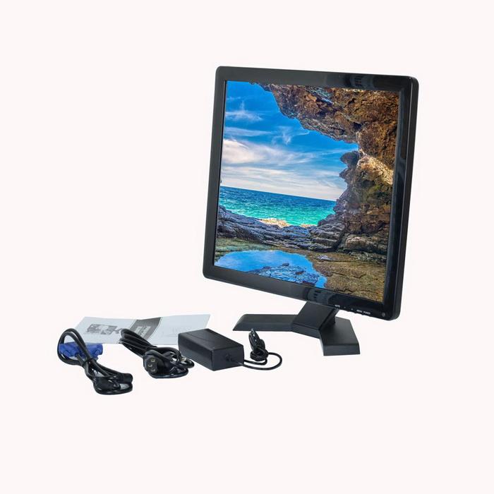 LCD Monitor 19 Inch AV Audio BNC VGA HDMI USB 2