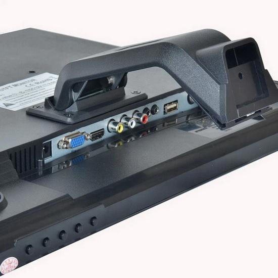 LCD Monitor 19 Inch AV Audio BNC VGA HDMI USB 4