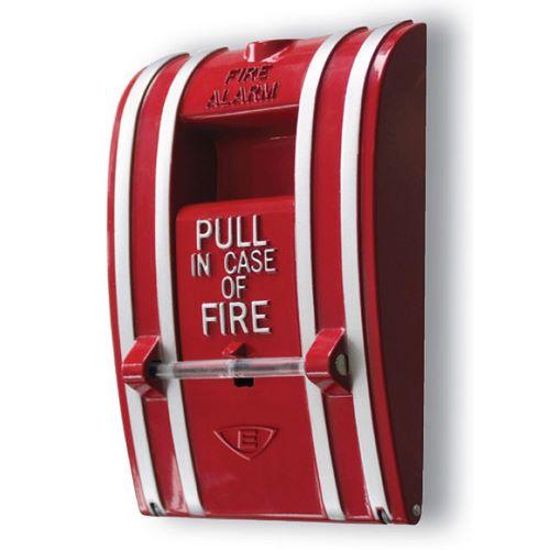 สวิทซ์ฉุกเฉิน 270 Series Fire Alarm Pull Station Edwards รับประกัน 1 ปี