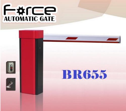 ไม้กั้นทาง Barrier Gate BR655 รับประกัน 2 ปี Made in Taiwan