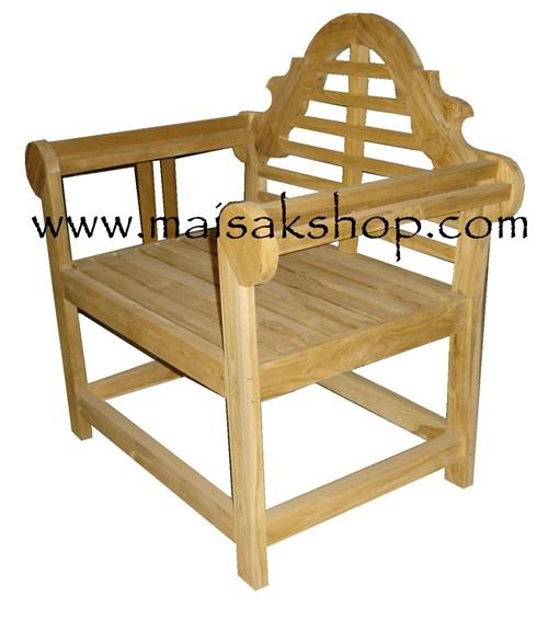 เฟอร์นิเจอร์ไม้สัก (Furniture) เก้าอี้,เก้าอี้ไม้, เก้าอี้ไม้สัก แบบจีน1