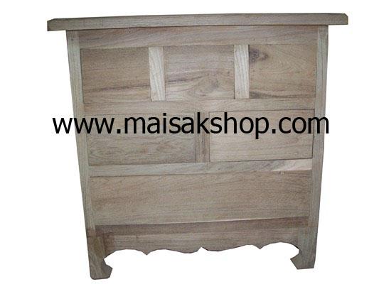 เฟอร์นิเจอร์ไม้สัก(Furniture) ตู้,ตู้โชว์,ตู้โชว์ไม้,ตู้โชว์ไม้สักแบบไทยโบราณ 6 ลิ้นชัก