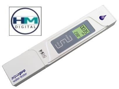 มิเตอร์วัดปุ๋ยAB และอุณหภูมิ สำหรับปลูกผักไฮโดรโปนิกส์ ฟรี! น้ำยาสอบเทียบค่า 1.41 mS มูลค่า 200.-