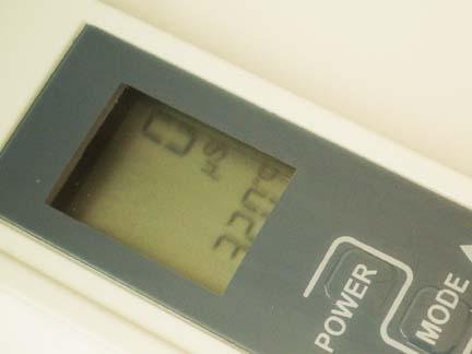 มิเตอร์วัดปุ๋ยAB และอุณหภูมิ สำหรับปลูกผักไฮโดรโปนิกส์ ฟรี! น้ำยาสอบเทียบค่า 1.41 mS มูลค่า 200.- 1