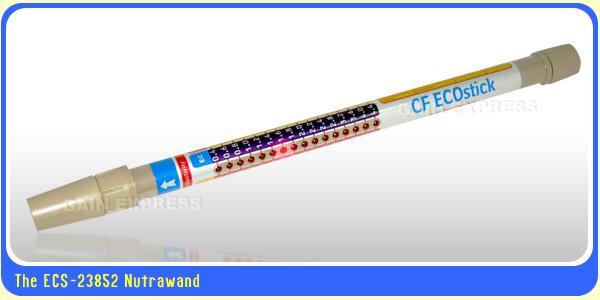 เครื่องวัด EC (น้ำยา A+B) ใช้ปลูกผักไฮโดรโพนิคส์ รุ่น ECS-23852 ทรงคทา ใช้งานง่าย 5