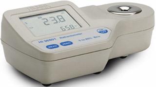 เครื่องวัดความหวาน น้ำตาล บริกซ์ (Brix) ในน้ำผลไม้ เครื่องดื่ม ไอศกรีม ซอส แยมผลไม้ ช่วงค่า 0-85Brix 1