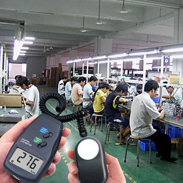 มิเตอร์วัดค่าแสง สำหรับการปลูกพืชไฮโดรโปนิกส์ ในโรงเรือน โรงเพาะชำ ช่วงค่า 0-100,000 Lux 6