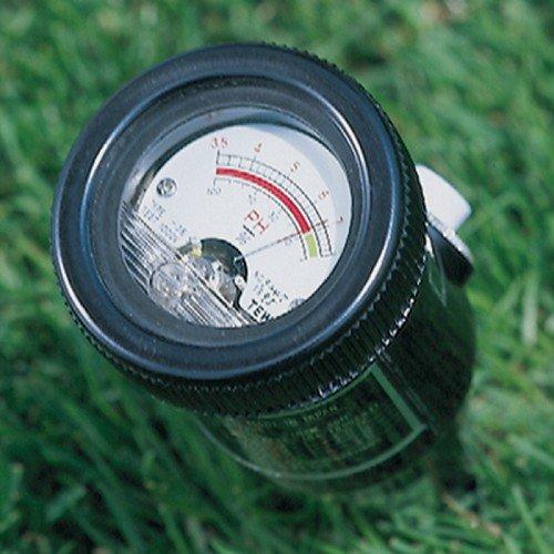 เครื่องวัด pH, ความชื้นดินเป็นเปอร์เซ็นต์ ยี่ห้อ Takemura ของญี่ปุ่นแท้ รุ่น DM-5 1