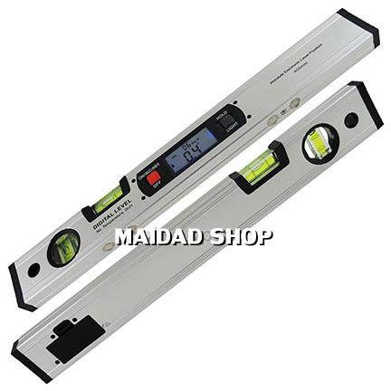 เครื่องวัดองศา วัดมุมเอียง วัดระดับความลาดเอียง โปรเทคเตอร์ ระบบดิจิตอล (Level Inclinometer 4 x 90) 1