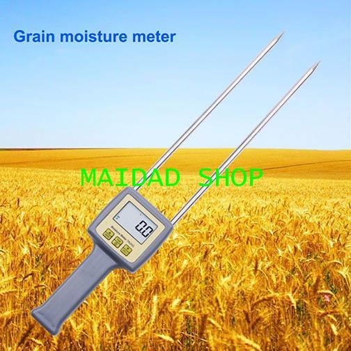 เครื่องวัดความชื้นธัญพืช 25 ชนิด 6-30 เปอร์เซ็นต์ ข้าวโพด ข้าว สารกาแฟ ถั่วลิสงสง ฯ โทร.089-4507795