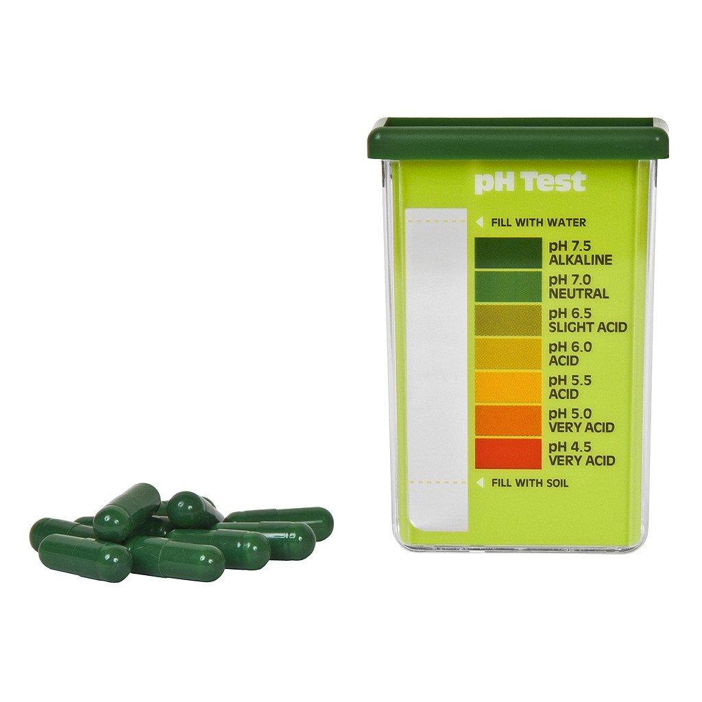 แคปซูลวัด pH ดิน ยี่ห้อ Rapitest โทร. 089-450-7795