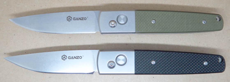 Ganzo G7212 BK , GR