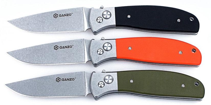Ganzo G7482-BK   -OR