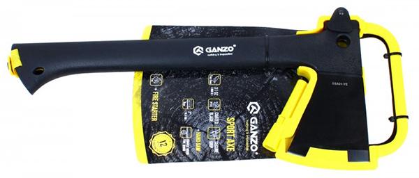 ขวาน GANZO   Axe Ganzo GSA01-YE