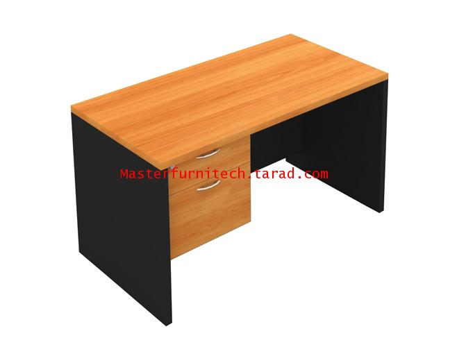 โต๊ะทำงาน 2 ลิ้นชักซ้าย-ขวา (S-1220S-2020)