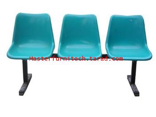 เก้าอี้แถว แบบ 3 ที่นั่ง รุ่น DC-77/3