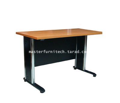 โต๊ะทำงานโล่ง ขาเหล็ก (SS1-1000S-SS1-1800)