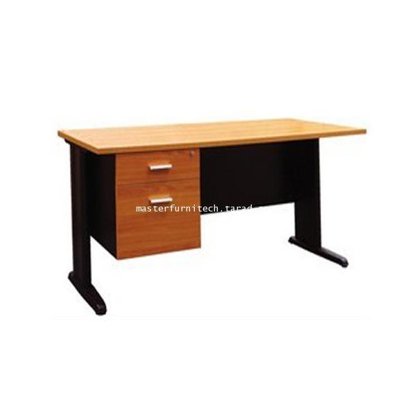 โต๊ะทำงาน 2 ลิ้นชัก (ซ้าย-ขวา) SS1-1202S