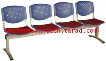 เก้าอี้แถว แบบ 4 ที่นั่ง  รุ่น VC-637