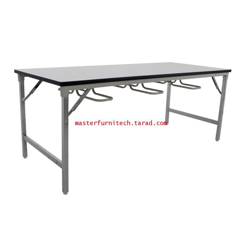 โต๊ะอเนกประสงค์ ขาพับ รุ่น PTF-80180WH