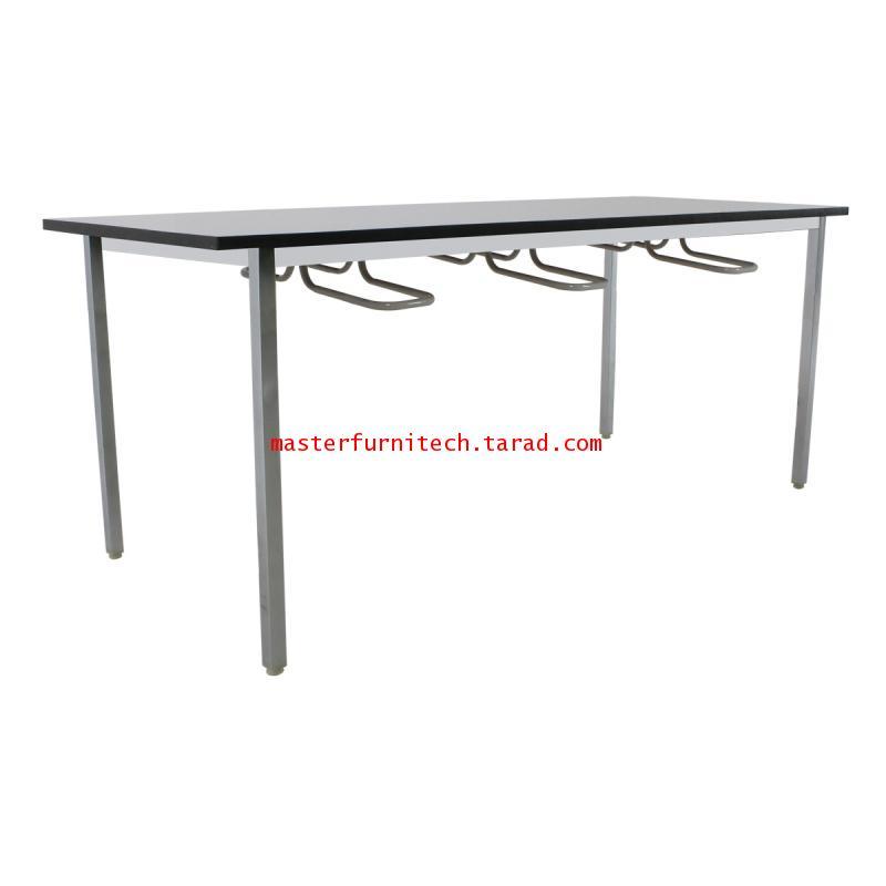 โต๊ะอเนกประสงค์ ขาถอด รุ่น PTG-80180WH