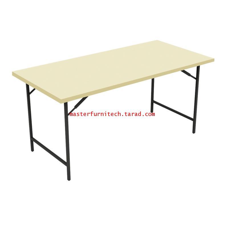 โต๊ะอเนกประสงค์ หน้าสีครีม รุ่น PTF-80180-M