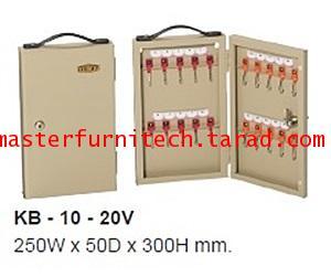 ตู้เก็บกุญแจ ลัคกี้ KB-10