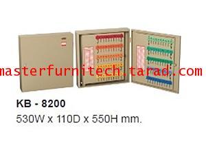 ตู้เก็บกุญแจ ลัคกี้ KB-8200