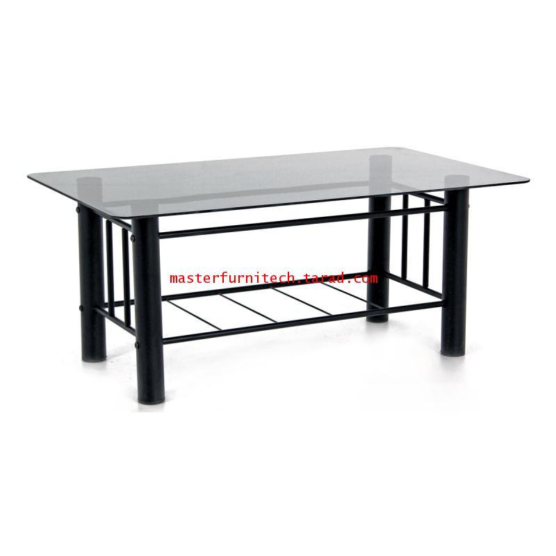 โต๊ะกลางกระจก รุ่น TS-2442G