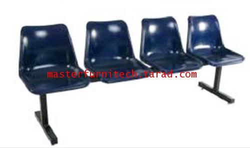 เก้าอี้แถว แบบ 4 ที่นั่ง รุ่น DC-77/4
