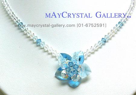 สร้อยคอ คริสตัลแบรนด์แท้ (Embellished with Crystals from Austria) 1