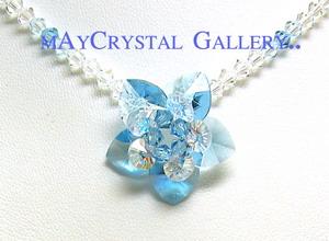 สร้อยคอ คริสตัลแบรนด์แท้ (Embellished with Crystals from Austria) 3