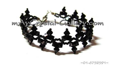 สร้อยข้อมือ คคริสตัลแบรนด์แท้ (Embellished with Crystals from Austria)