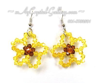 คริสตัลแบรนด์ จากประเทศออสเตรีย (Embellished with Crystals from Austria)