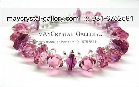 สร้อยข้อมือ คริสตัลแบรนด์แท้ (Embellished with Crystals from Austria) 2