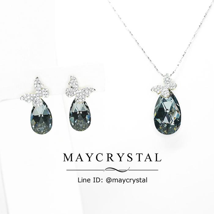 ชุดเครื่องประดับ คริสตัลแบรนด์, คริสตัลจากประเทศออสเตรีย (Embellished with Crystals from Austria)