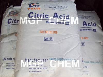 กรดมะนาว, ซิตริกแอซิด, กรดซิตริก, Citric Acid