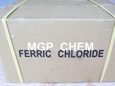 เฟอร์ริค คลอไรด์ แบบก้อน, Ferric Chloride
