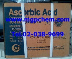 แอสคอบิค แอซิด, กรดวิตามินซี, Ascorbic Acid